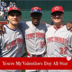 Cincinnati Reds love <3