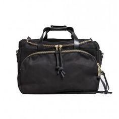 Filson sportsman bag zwart http://www.beaubags.nl/brands-we-like/filson