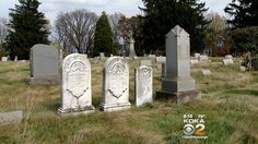 Woman Accused Of Stealing Headstones To Use As Decorations