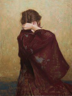Artist: Aaron Westerberg - Title: Hair Tie