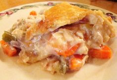 Krista's Kitchen: Chicken Pot Pie From Scratch Turkey Recipes, Chicken Recipes, Homemade Chicken Pot Pie, New Oven, Cooking Temperatures, Kraft Recipes, Slow Cooker Recipes, Ethnic Recipes, Meal