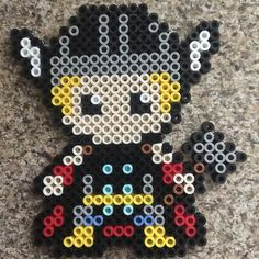 Thor perler beads by eitorapants