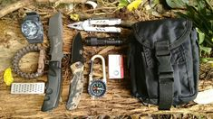 Basic Survival EDC Gear