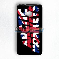 Arctic Monkeys Black And White HTC One M7 Case   casefantasy