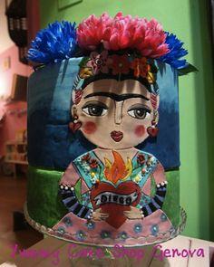 torta Frida Khalo cake