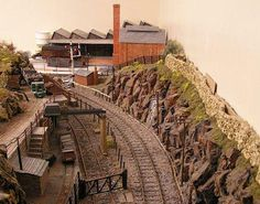 o+gauge+layout | Small O Gauge Layout logging layout track plans 4×8 o n ho Scale g z ... N Scale Trains, Ho Trains, Model Trains, Ho Train Layouts, Train Room, Ho Scale, Gauges, Layout Design, Fairies