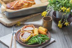 Une recette très rapide à réaliser et qui épatera vos invités! Cette recette de filet mignon en croûte à été testée et approuvée par de nombreux lecteurs!