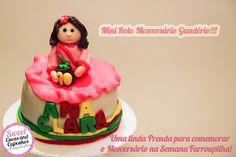 Sweet Cucas and Cupcakes by Rosângela Rolim: Uma linda Prenda para os 10 meses da Ana Clara!!