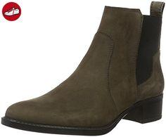 Tretorn Charlie Black, Schuhe, Stiefel & Boots, Chelsea Boots, Lila, Grau, Female, 36