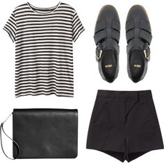"""Catch me if you can"" by louisesuxx on Polyvore"