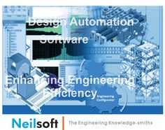 Design Automation at Neilsoft Software, Engineering, Knowledge, Poster, Design, Consciousness, Posters, Design Comics