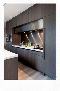 32 Stunning Modern Contemporary Kitchen Cabinet Design - Home Design - 32 Stunn., 32 Stunning Modern Contemporary Kitchen Cabinet Design - Home Design - 32 Stunning Modern Contemporary Kitchen Cabinet Design – Home Design - Kitchen Room Design, Luxury Kitchen Design, Best Kitchen Designs, Kitchen Cabinet Design, Luxury Kitchens, Interior Design Kitchen, Kitchen Ideas, Kitchen Decor, Kitchen Wood