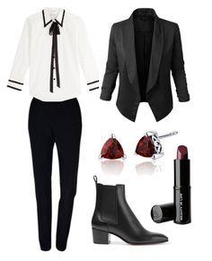 Jak kombinovat v outfitech: granátové šperky - Eppi blog