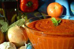Classic Spanish Tomato Sauce: Homemade Spanish Sofrito Sauce Recipe