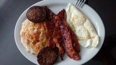 Voter Breakfast Morning