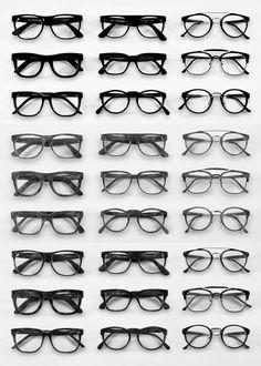 Glasses 8)