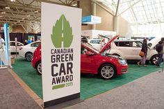 Now in its third year, the Canadian Green Car Award was one of the show's attractions. A team of Canadian automotive journalists selected the Kia Soul EV as the 2015 Canadian Green Car Overall Winner and Category Winner, Battery Electric.