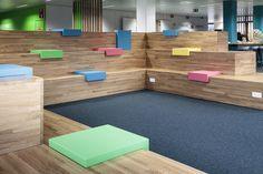 """""""Nest"""" office design on Behance"""