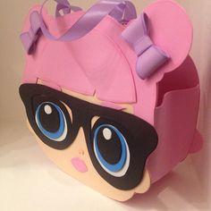 ilgufettocreativo Doll Party, Foam Sheets, Lol Dolls, Foam Crafts, Girl Birthday, Projects To Try, Children, Pattern, Handmade