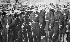 Commune soldiers 1871