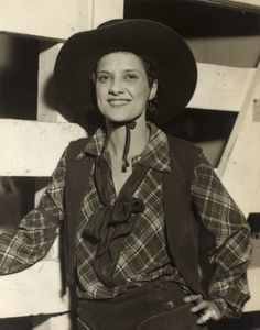 In 1933 and 1935, Ft. Worth cowgirl Rose Davis won the World Bronc Busting Championship at Madison Square Garden. No one captured the title at the big event more times – yet this hometown woman has still not been inducted into the National Cowgirl Hall of Fame.