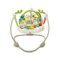 """Animal Krackers"" Fisher-Price Jumperoo @Toysrus that I want to get Jasper for Christmas"