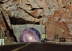 Time Tunnels: Digital Collages By Steven Quinn