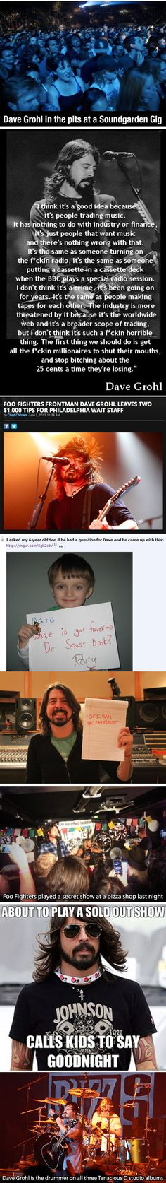 Why Dave Grohl Is Great