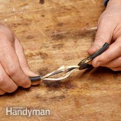Got a nicked or cut power tool cord? Try this DIY fix before you buy a new cord!