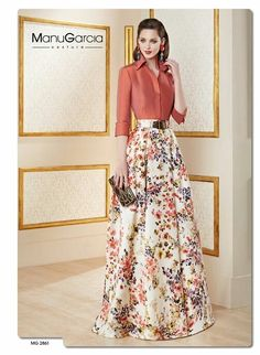 wedding dresses, party dresses and godmother Modest Outfits, Skirt Outfits, Modest Fashion, Hijab Fashion, Dress Skirt, Fashion Dresses, Fashion News, Women's Fashion, Elegant Dresses