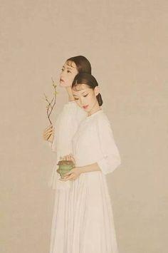 Works of photographer Sun Jun