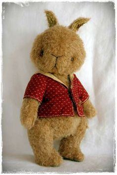 Vintage Style Bunny by My Primitive Sistas