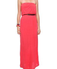 maxi dress f21