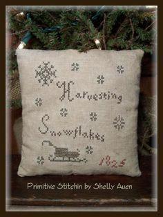 Primitive Stitchin' by Shelly Auen | Primitive Handmades Mercantile