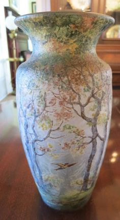 Handel Teroma Vase (hard to believe these sell for less than $1,500)
