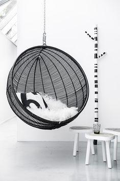 Hangende stoel | Hanging chair