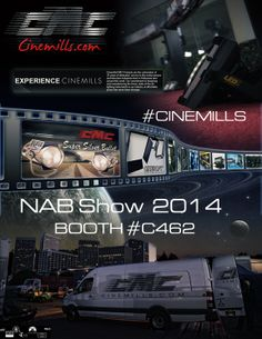 NAB Show day 1, are you ready Las Vegas?