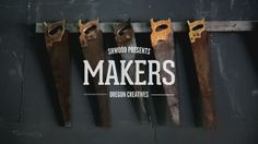 MAKERS Part 1: ADX by Shwood Eyewear. For the MAKERS series, Shwood Eyewear (www.shwoodshop.com) pays homage to some of Portland's most innovative crafters, artists, builders, writers, and designers that inspire the experimental creators in us all. Part 1 features ADX (www.adxportland.com) in Southeast Portland; a community-based creative workshop.