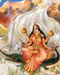 Sri Mata Ganga Ma