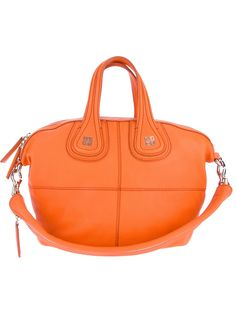 Givenchy Tote Bag in Orange | Lyst