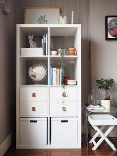 Kallax, New Room, Home Office, Bedroom Ideas, Ikea, Bedrooms, Shelves, Search, Storage