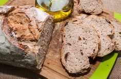 Olive Oil bread. Special recipe for baking lovers! #recipe