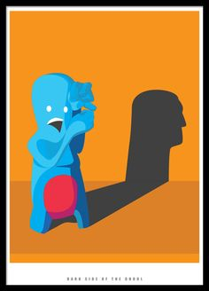 A ghoul a day until halloween by Gary Reddin, via Behance