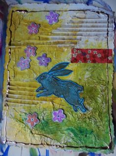 Ostern Gruss...Gross von MizumiART auf Etsy