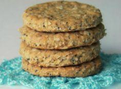 cocinademuertelenta.blogspot.com Cookies, Desserts, Food, Oat Cookies, Crack Crackers, Tailgate Desserts, Deserts, Biscuits, Essen