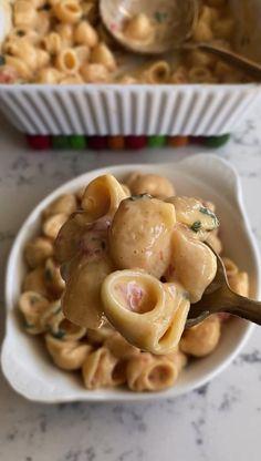 Side Dish Recipes, Pasta Recipes, Dinner Recipes, Cooking Recipes, Dinner Side Dishes, Dinner Sides, I Love Food, Good Food, Yummy Food