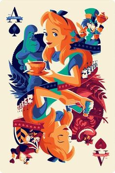 Satisfy Your Inner Child and Adult With Gorgeous Disney Posters for Grown-Ups | WIRED
