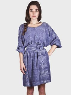 beautiful simple dress designed by Ermie