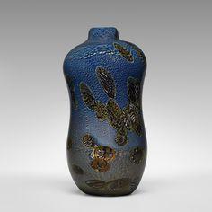 Contemporary Design, Modern Design, Yokohama, Aldo, Glass Art, Auction, Vase, Collection, Vases