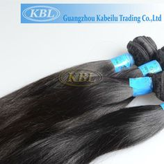HOT SELLING Guangzhou KBL straight Brazilian hair